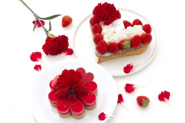 【パティスリー・サダハル・アオキ・パリ】母の日の贈り物にぴったりなキュートなケーキと華やかなギフトが登場