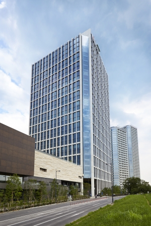 二子玉川エクセルホテル東急 外観