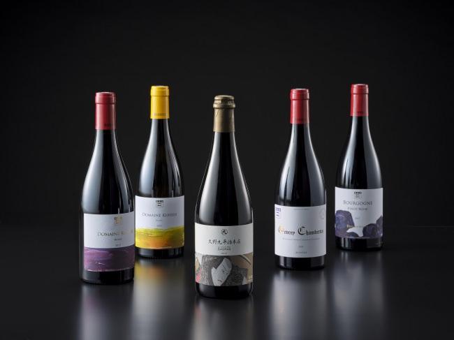 日本酒とワイン、同じ舞台に