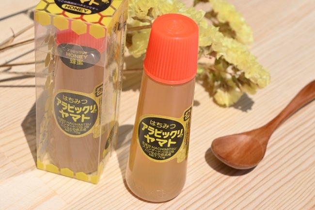 アラビックリ⁉な蜂蜜「はちみつアラビックリ⁉ヤマト」WEB通販先行販売について