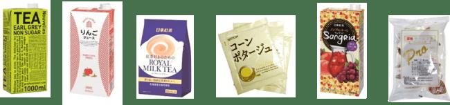 三井農林株式会社が医療従事者に向けて自社商品6品目、計43万杯分の飲料を提供開始