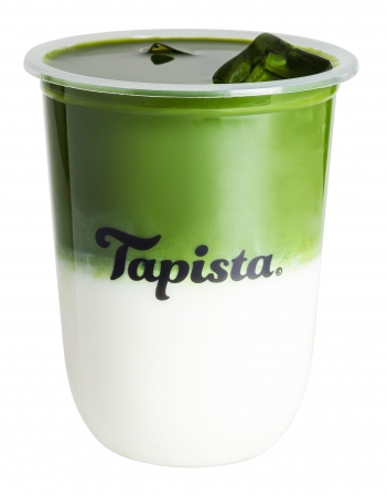 抹茶の最高峰である、宇治の一番茶のみを使用。濃厚な牛乳と共に
