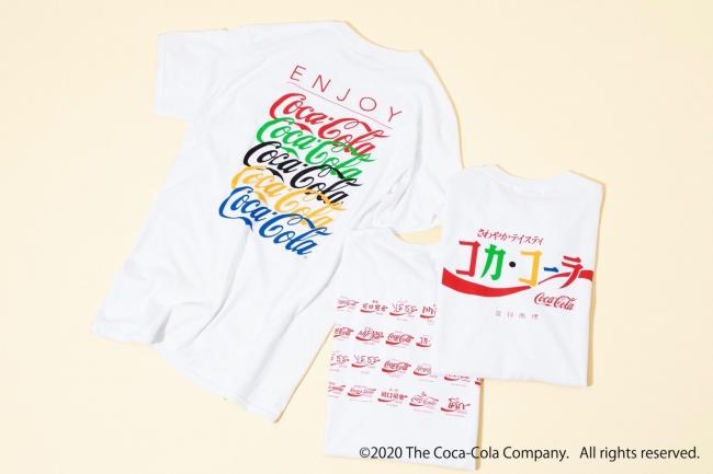 【Coca-Cola】ROSE BUD別注Tシャツ発売!