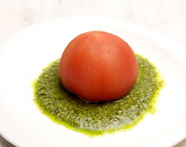 トマトの丸ごと煮¥380《税抜》