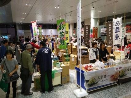 『魅力満彩! 初夏の埼玉県産品応援フェア』を開催