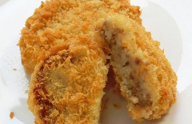 ほくほくサクサクの三方原馬鈴薯コロッケ