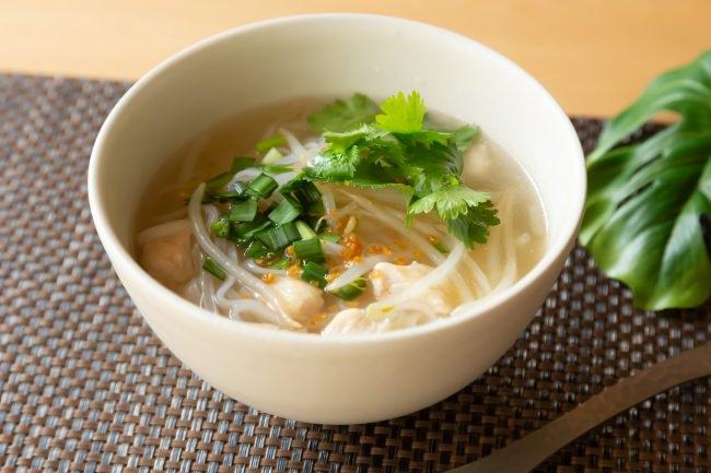 ベトナム風フォー調理イメージ
