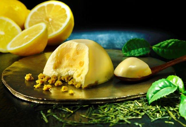"""""""くだもの""""と""""木の実""""を楽しむ洋菓子ブランド「フランセ」から期間限定商品「<生>レモンケーキ緑茶」を発売します!"""