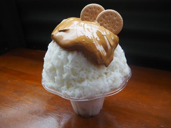 パーラービネフル/タルゴナコーヒーかき氷 1,100円