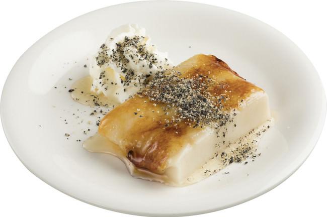 匠の胡麻豆腐ブリュレ