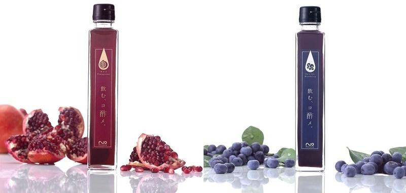 美容・健康で注目の伝統醸造のお酢×スタイリッシュさ  味と飲みやすさも追求した「飲む、コ酢メ。」2種発売