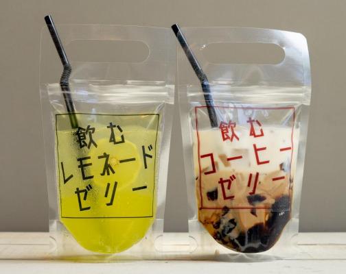 8月26日に新発売!「飲むレモネードゼリー] 「ST.MORITZ COFFEE STAND」と「LEMOTTO」のコラボ企画