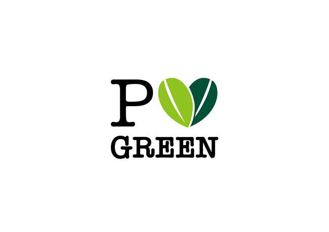 P LOVE GREEN