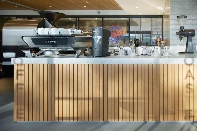 Verve Coffee Roasters Kitakamakura Roastery and Cafe内観2