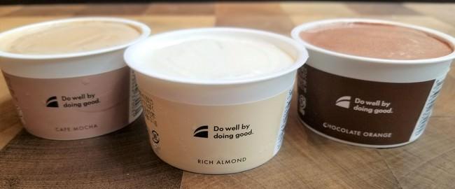 【新商品】ウェルフードマーケット&カフェ「imperfect」、アイスクリーム新フレーバーの発売