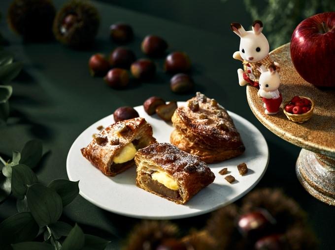 アップルパイ専門店『RINGO』と『シルバニアファミリー』がコラボ!秋の新商品が登場