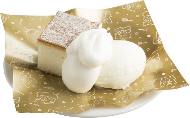 なまらミルクな北海道シフォンケーキ