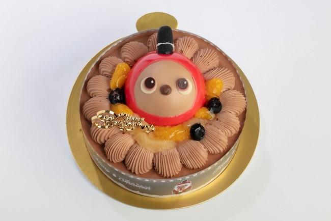チョコレートムース 3,900円(税込)