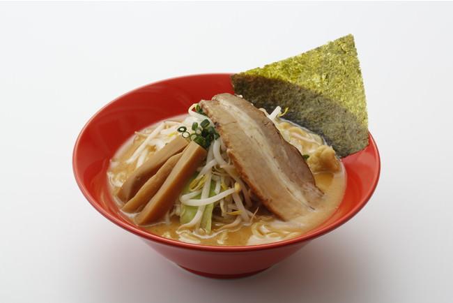 味噌ラーメン 780円