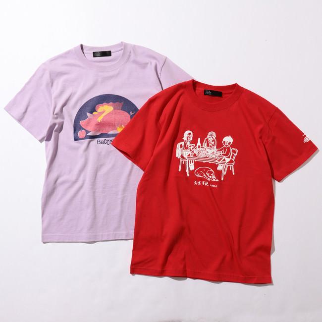 大阪(左:Baccaiun、右:お食事処 すゑひろ)デザイン提供:一乗 ひかる(左)、小山 ゆうじろう(右)