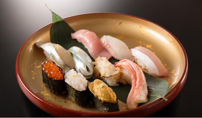 「のとめぐり」(寿司専門店)
