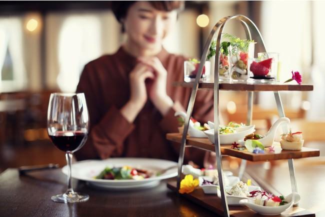 レストラン「前菜スタンド~ガーデンからのおもてなし~」イメージ