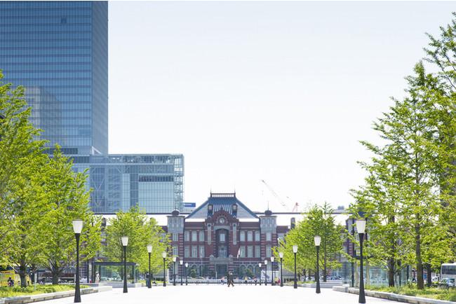 東京ステーションホテル外観 イメージ