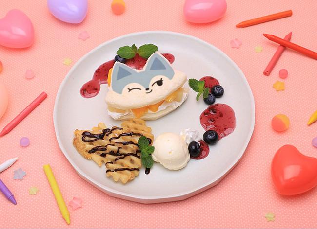 【CHUNG-EE】フルーツサンドイッチ