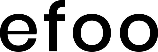 efooの社名ロゴ