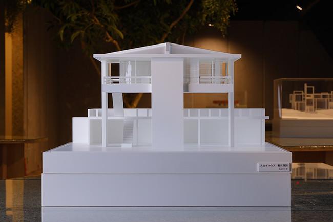 建築模型(スカイハウス)