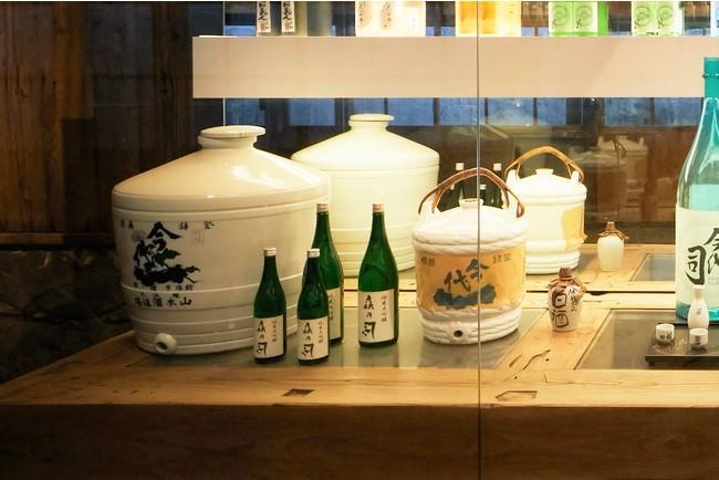 明治~大正期の陶器の酒樽