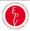 EPVフランス無形文化財企業マーク