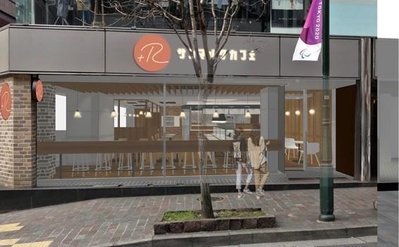 サンマルクカフェの新業態『サンマルクカフェ+R』が銀座にオープン