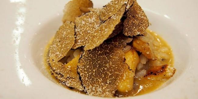 白糠町の食材がふんだんに使われたコース料理のイメージ