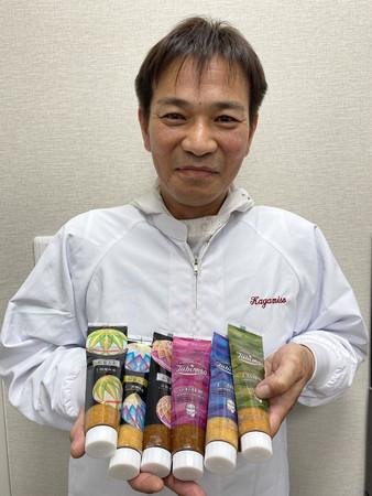 加賀味噌食品工業協業組合 工場長 坂野 正満様