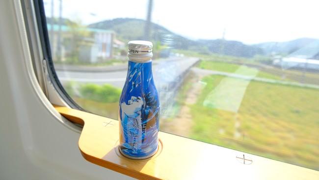 電車旅行で