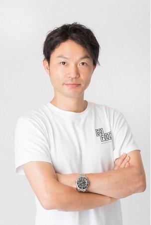 ゴーフード社 岡 広樹CEO