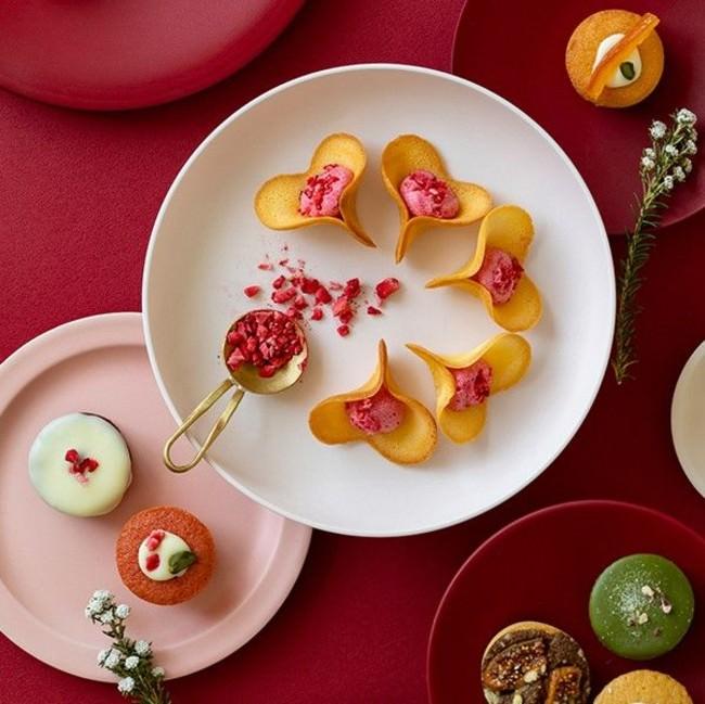 人気のルフルを中心とした焼き菓子