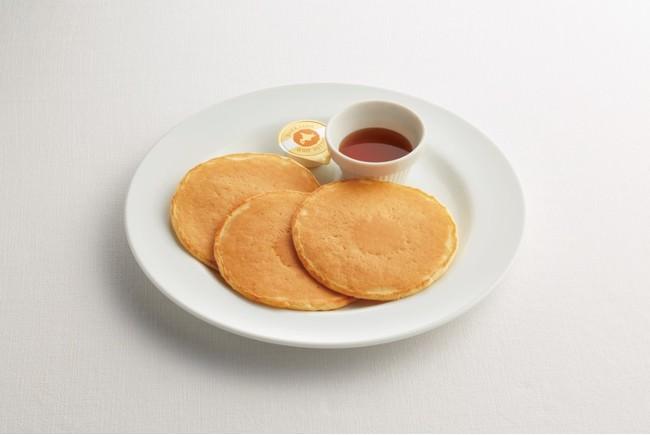 バターミルクパンケーキ  価格:¥359(税込¥394)