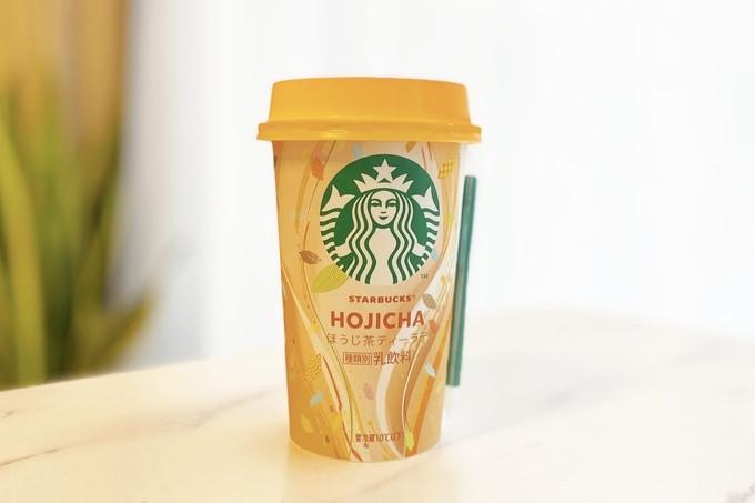 【サクレポ】『スターバックス』のチルドカップに「ほうじ茶ティーラテ」登場