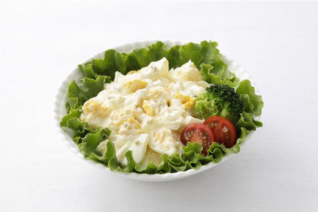たまごのタルタルサラダ