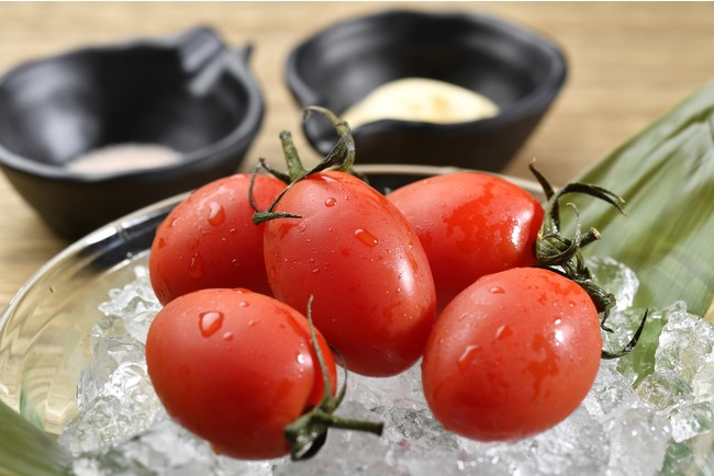 冷やしアイコトマト