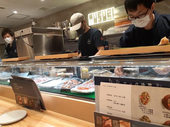 「むすび寿司」のこだわり③