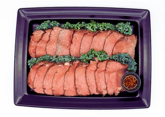 低温調理ローストビーフプレート 税込1,200円
