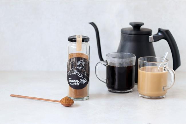 ラテアート世界チャンピオン田中大介氏と、INIC coffeeがコラボレーション。プレミアムなコーヒーをいつでも手軽に楽しめる【Turner Style COFFEE】新登場。