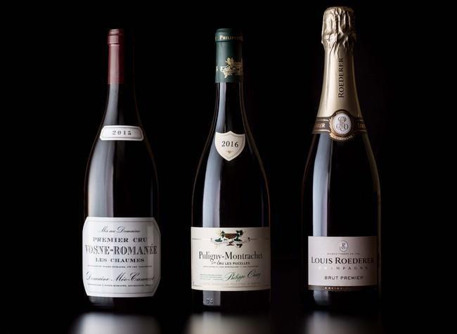 ワイン・シャンパーニュ