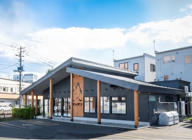 ペンギンベーカリー美園店(北海道)