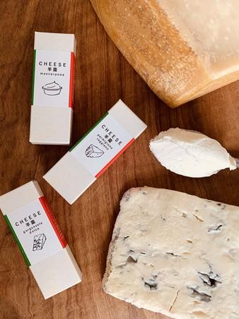 チーズ羊羹3種