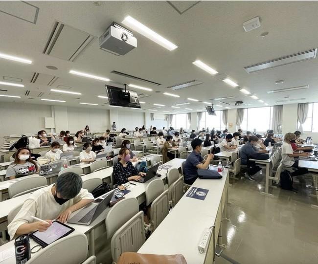 foodpanda、立命館アジア太平洋大学(APU)と授業コラボ!国際経営学の授業で実社会のビジネス戦略を実践的に考えるために