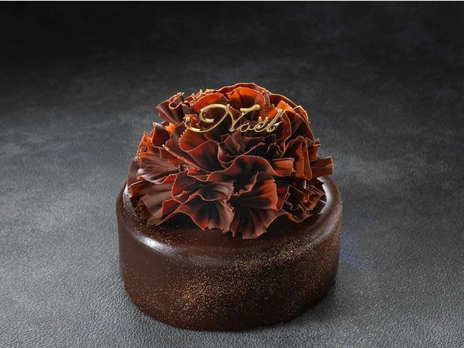 プレミアムクリスマスチョコレートケーキ
